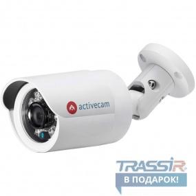 AC-D2141IR3 - уличная IP камера с ИК подсветкой