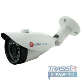 AC-D2101IR3 - недорогая уличная IP камера