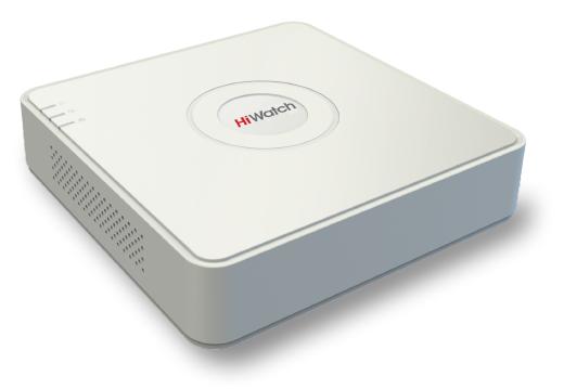 DS-H104G - недорогой TVI видеорегистратор на 4 камеры