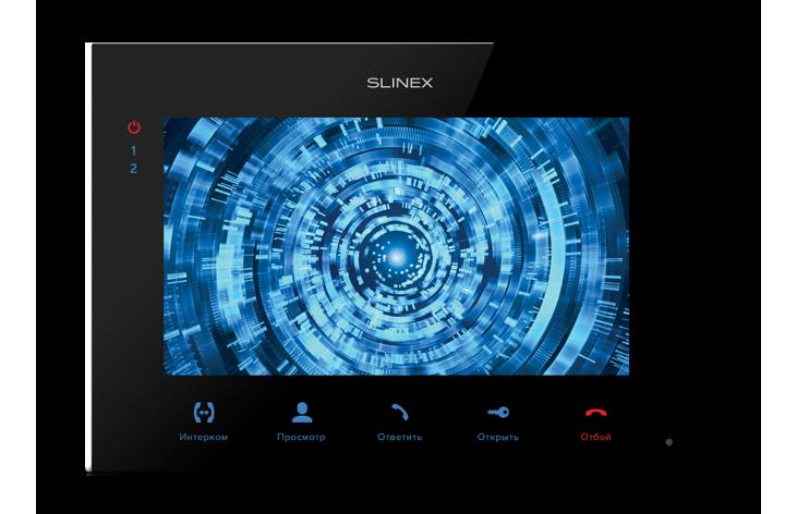 Видеодомофоны Slinex